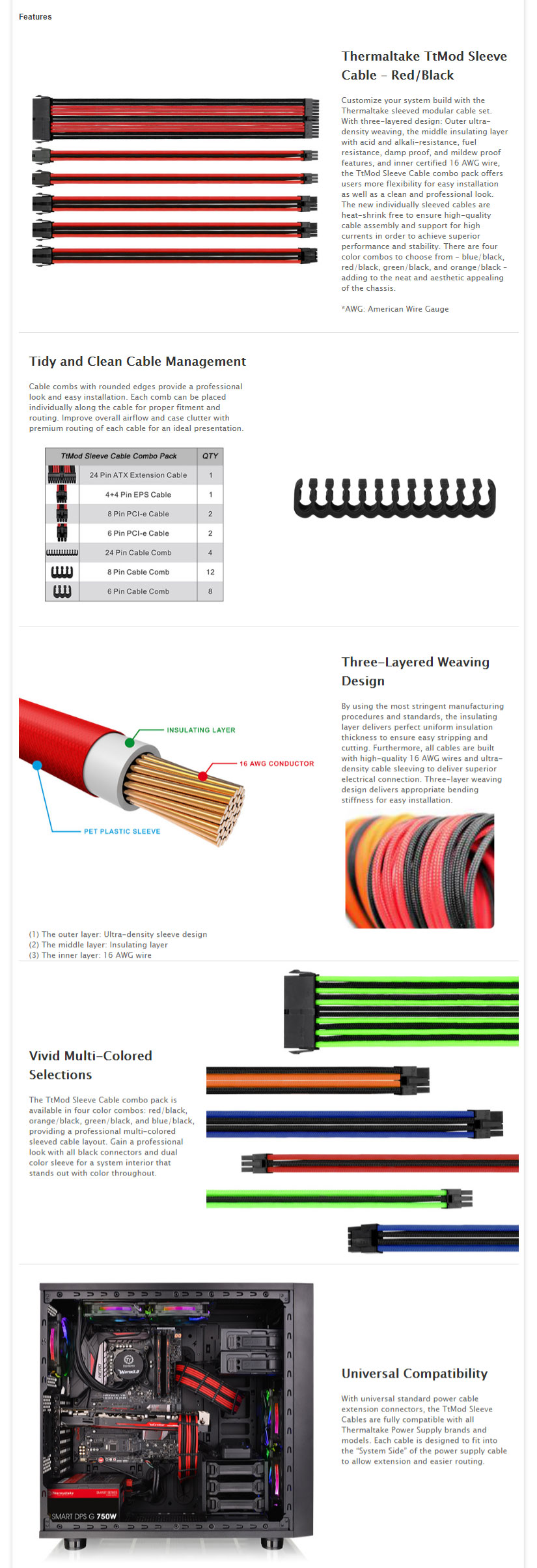 screen-thermaltake-ttmod-sleeved-cable-red